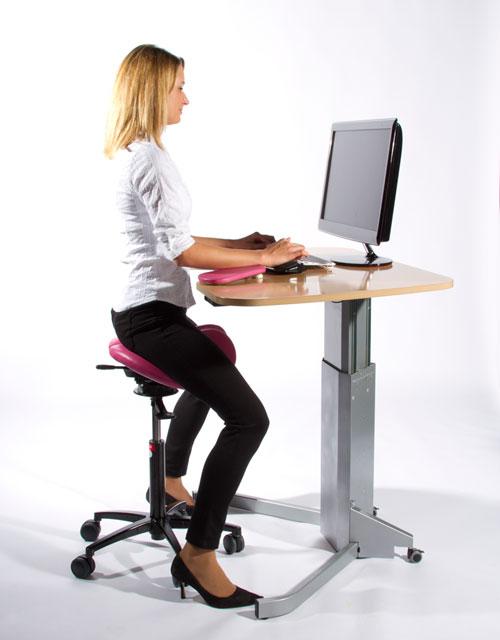 кресло седло для компьютера
