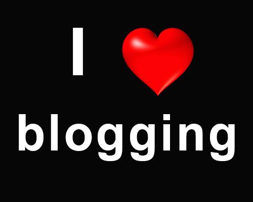я люблю блоггинг